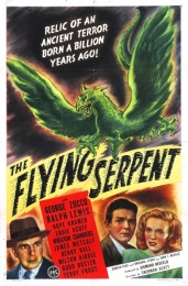 The Flying Serpent (1946) poster