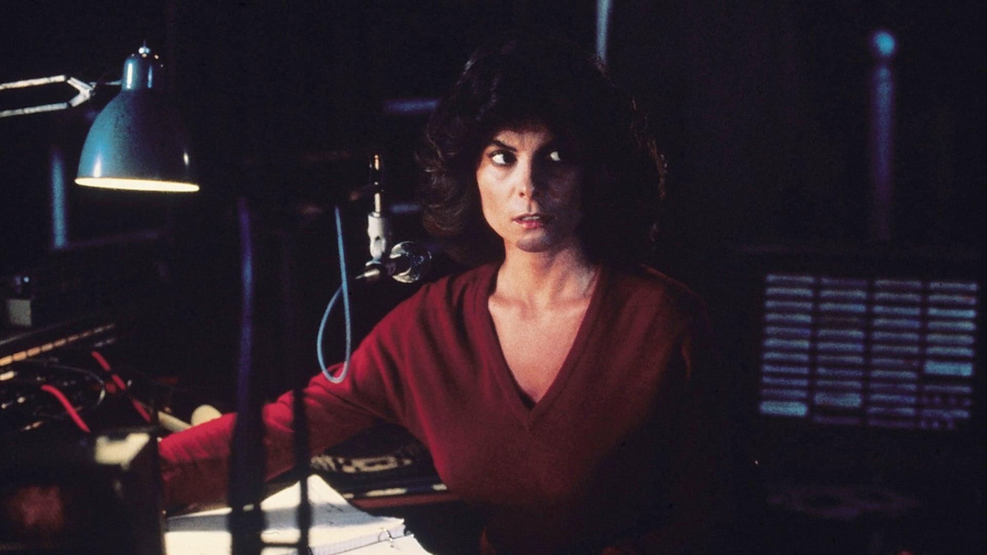 Adrienne Barbeau as radio d.j. Stevie Wayne in The Fog (1980)