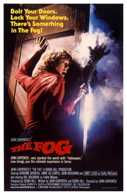 The Fog (1980) poster