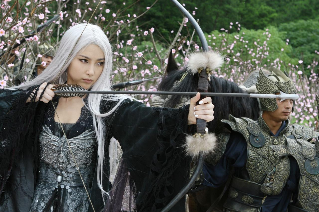 Bingbing Li in The Forbidden Kingdom (2008)