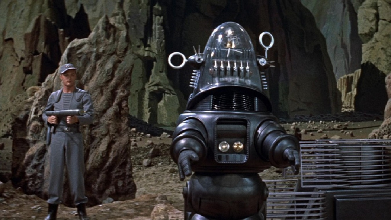 Robby the Robot in Forbidden Planet (1956)