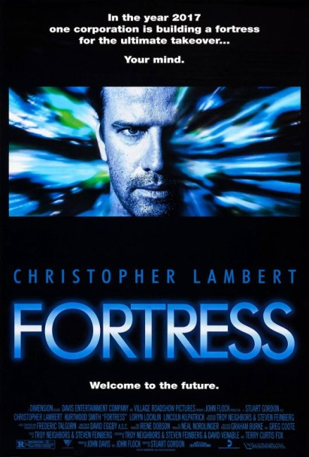 Fortress (1993) poster