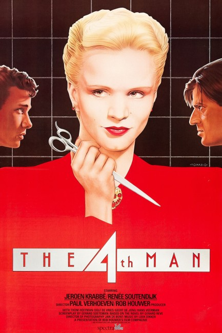 The Fourth Man (1983) poster