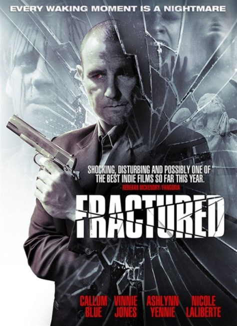 Fractured (2013) poster