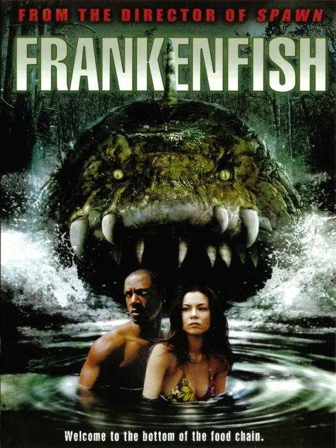Frankenfish (2004) poster