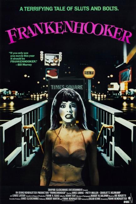 Frankenhooker (1990) poster