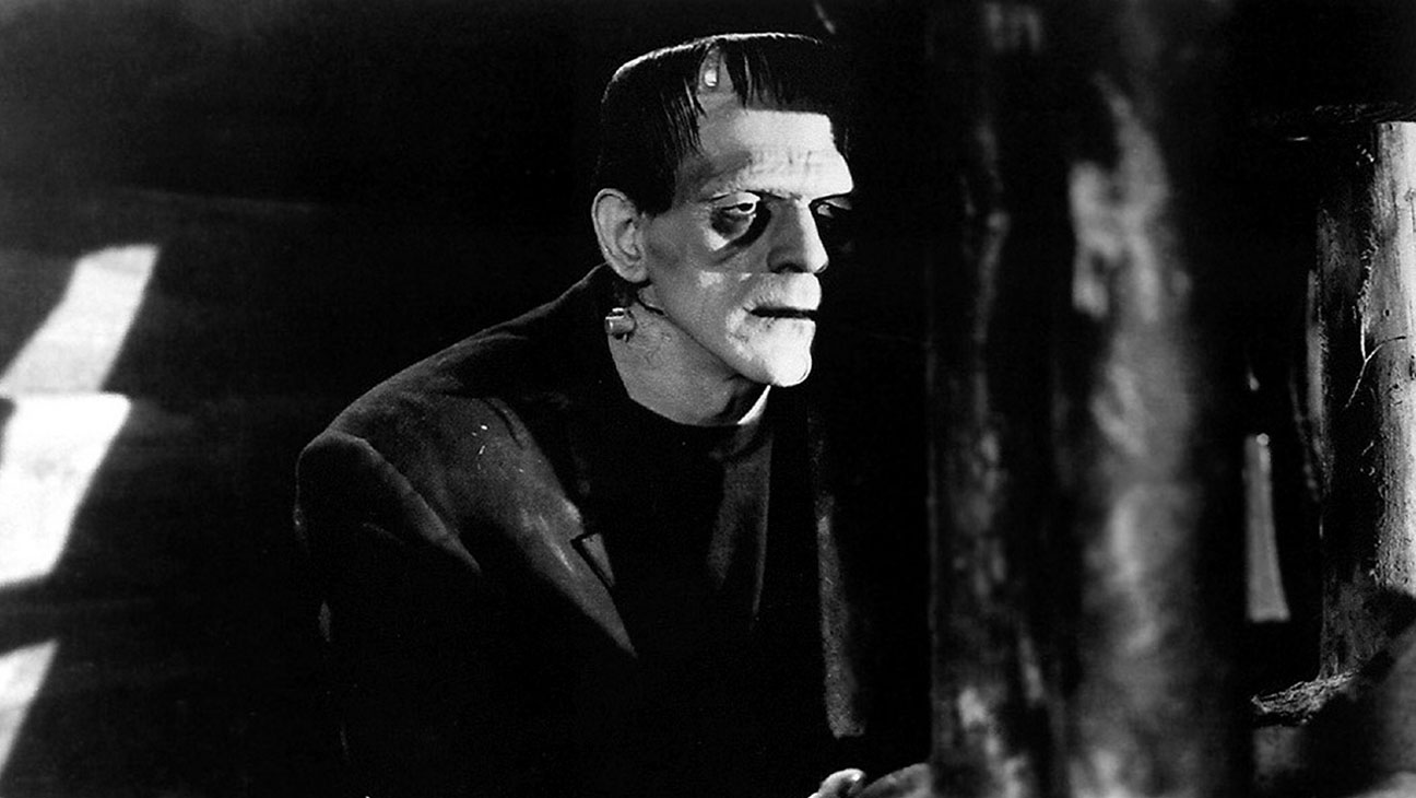 Boris Karloff as the Frankenstein Monster in Frankenstein (1931)