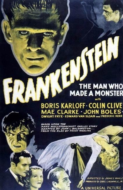 Frankenstein (1931) poster