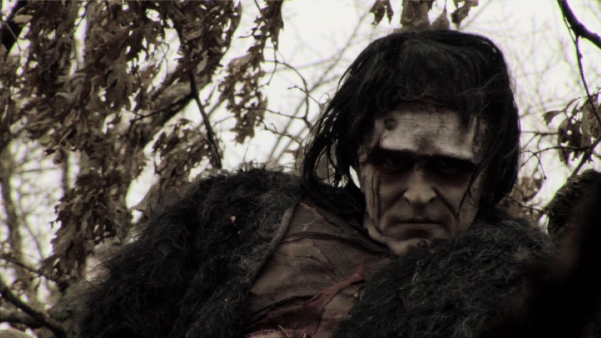 Tim Krueger as The Monster in Frankenstein: Day of the Beast (2011)