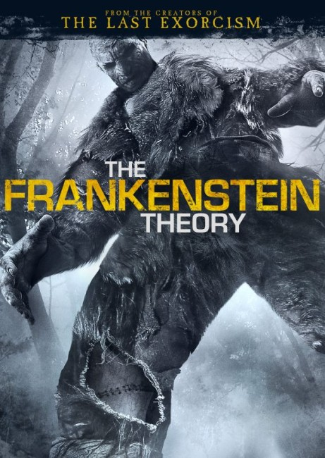 The Frankenstein Theory (2013) poster