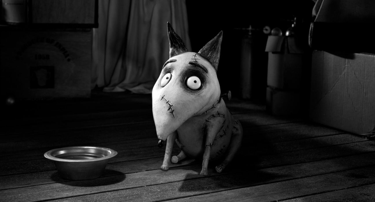 The reanimated Sparky in Frankenweenie (2012)