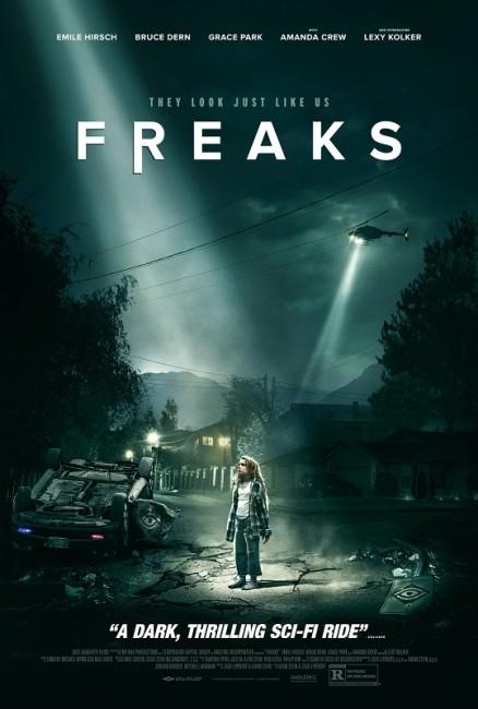 Freaks (2018) poster