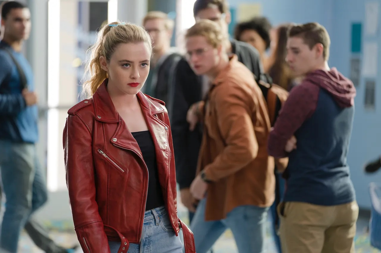Kathryn Newton as Millie Kessler in Freaky (2020)