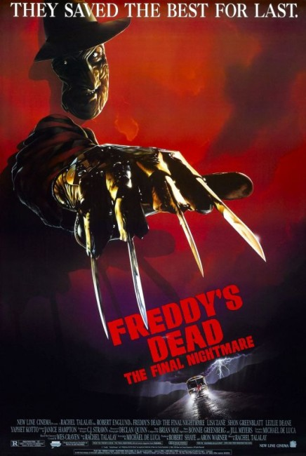 Freddy's Dead: The Final Nightmare (1991) poster