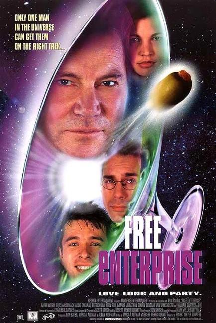 Free Enterprise (1998) poster