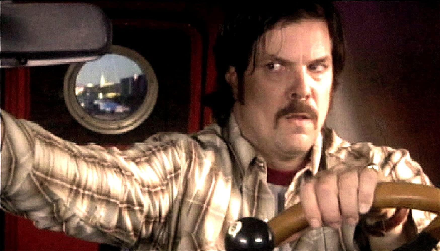 Scott William Leet as true-life serial killer William Bonin in Freeway Killer (2010)