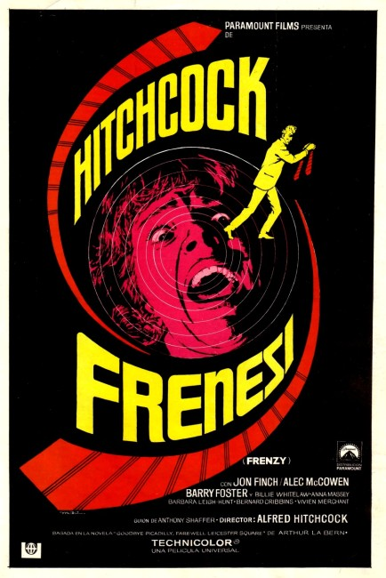 Frenzy (1972) poster