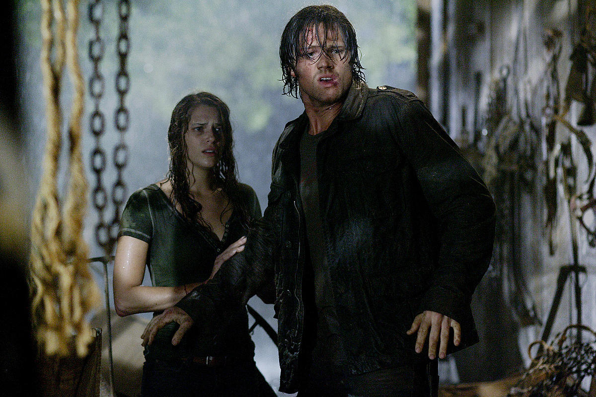 Amanda Righetti, Jared Padalecki in Friday the 13th (2009)