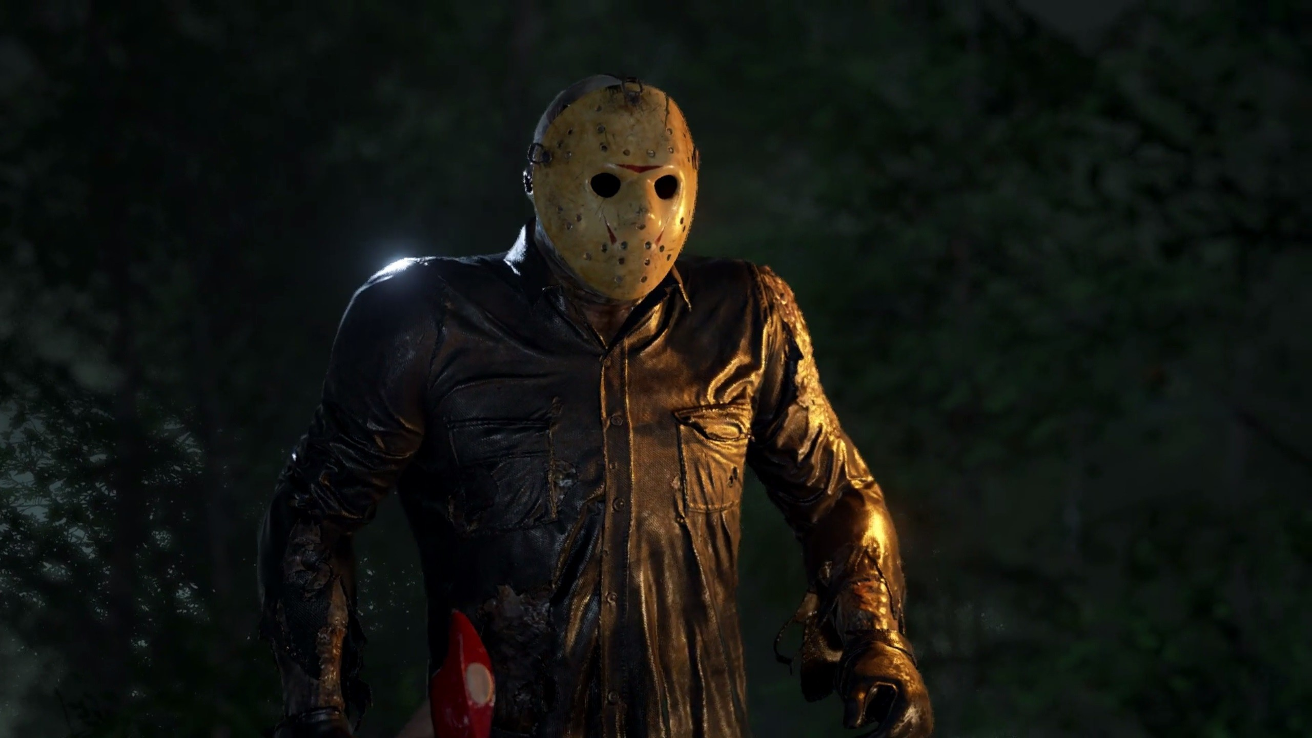 Kane Hodder in his first appearance as Jason Voorhees in Friday the 13th Part VII: The New Blood (1988)