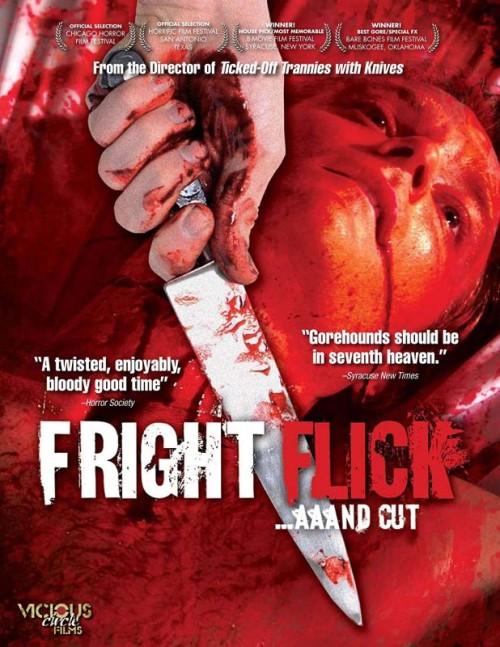 Fright Flick (2011) poster