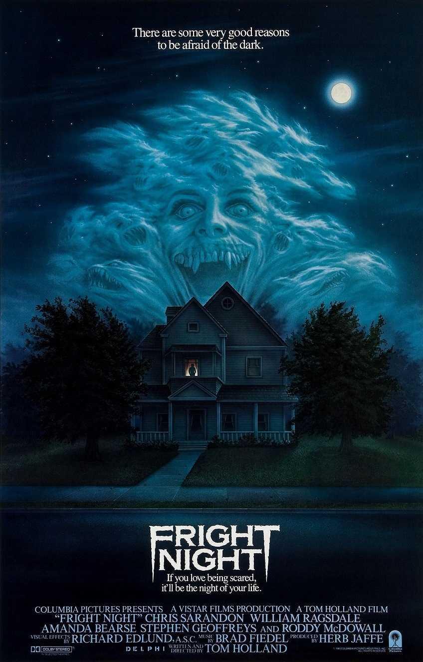 Fright Night (1985) poster