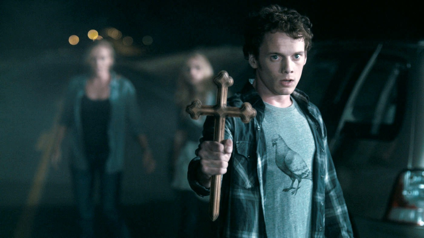 Anton Yelchin as Charley Brewster in Fright Night (2011)