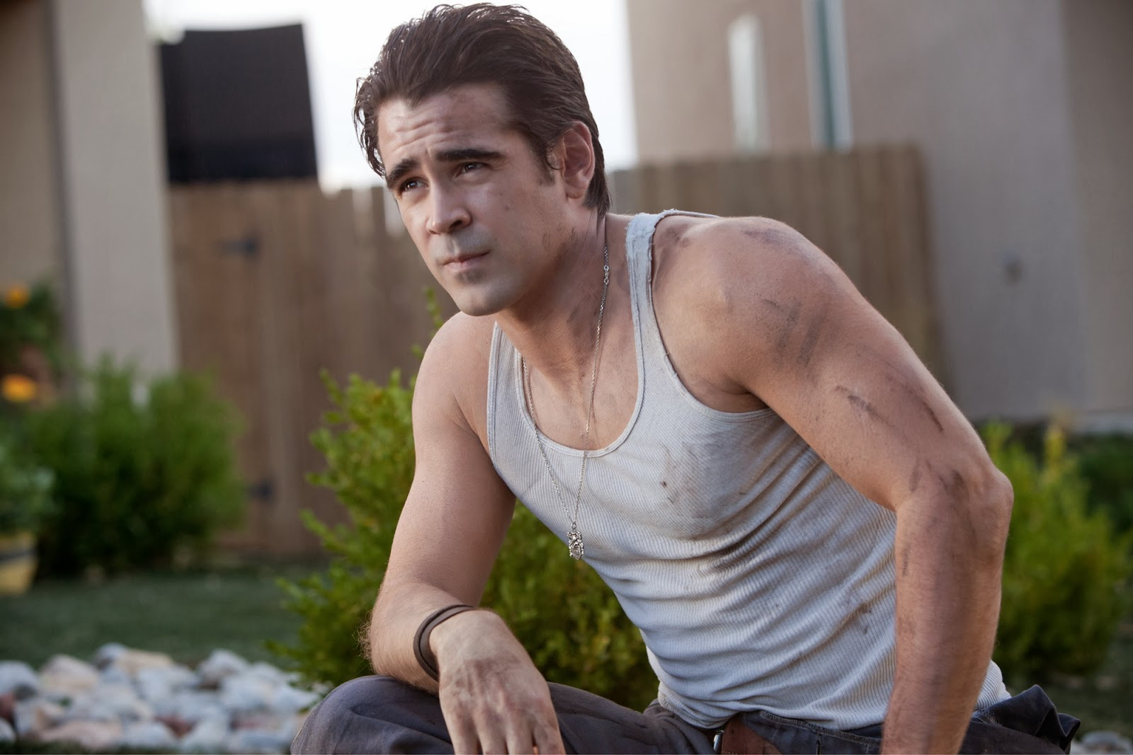 Colin Farrell as the new Jerry Dandridge in Fright Night (2011)
