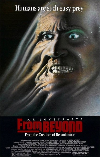 From Beyond (1986) poster
