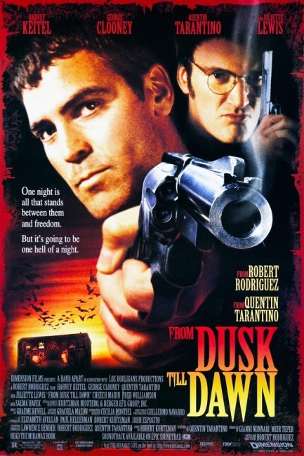 From Dusk Till Dawn (1996) poster