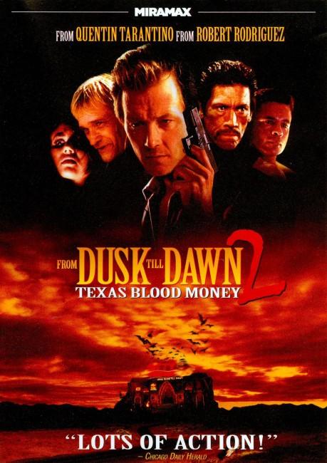 From Dusk Till Dawn 2: Texas Blood Money (1999) poster