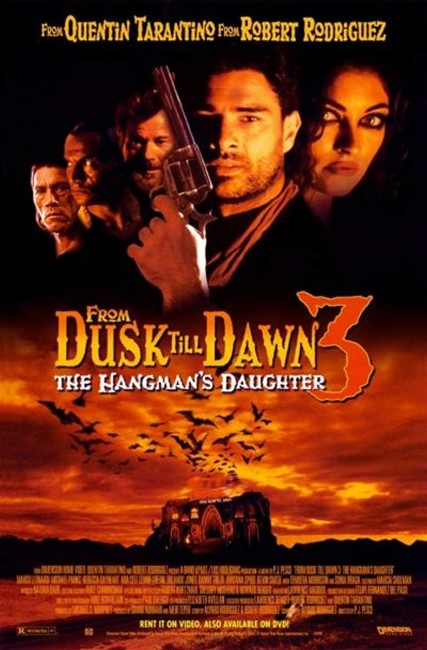 From Dusk Till Dawn 3: The Hangman's Daughter (2000) poster