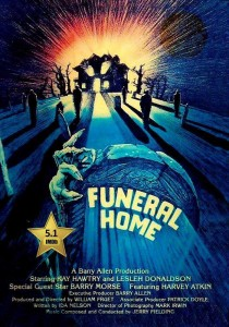 Funeral Home (1980) poster