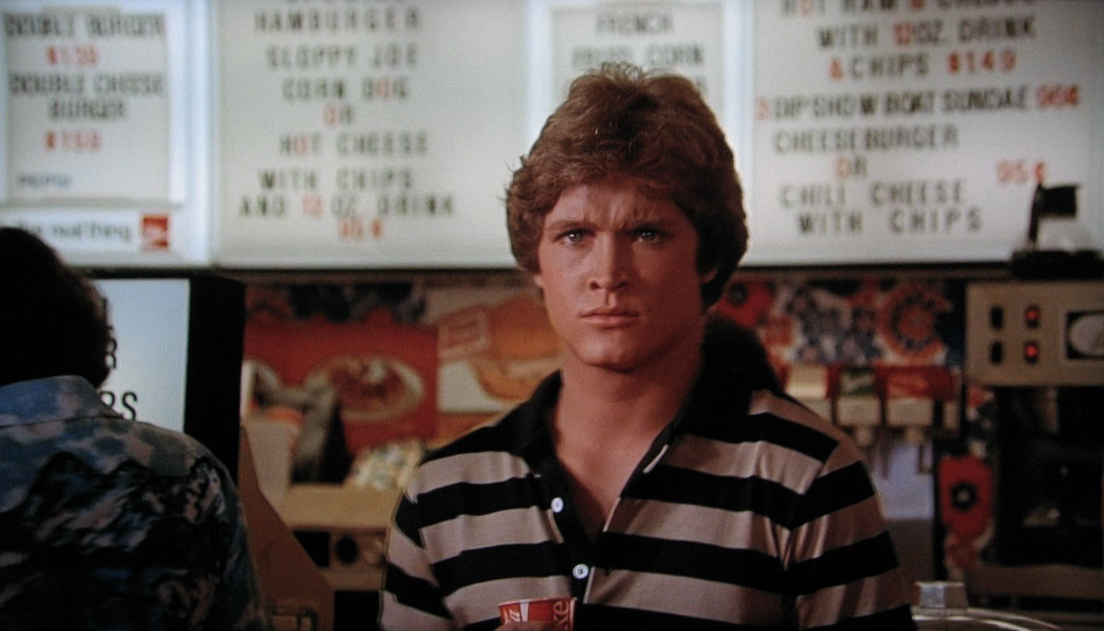Andrew Stevens as Robin in The Fury (1978)