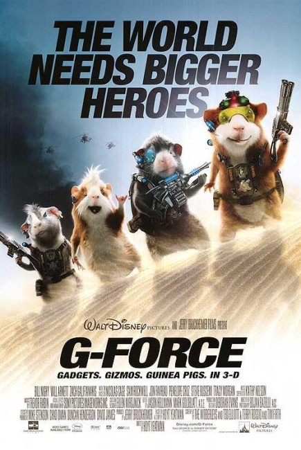 G-Force (2009) poster