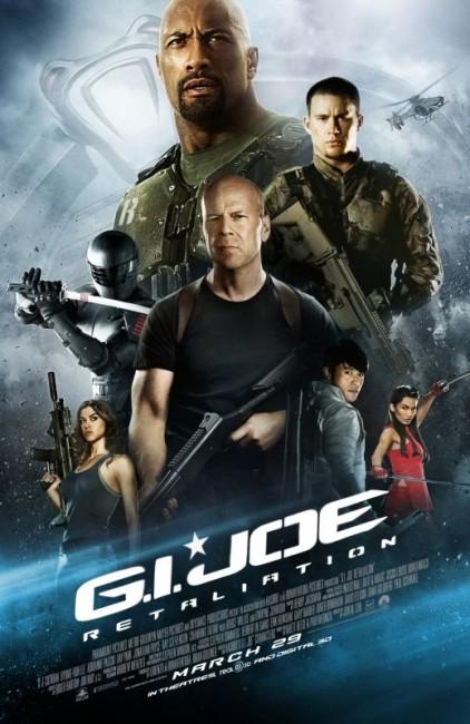 G.I. Joe: Retaliation (2013) poster