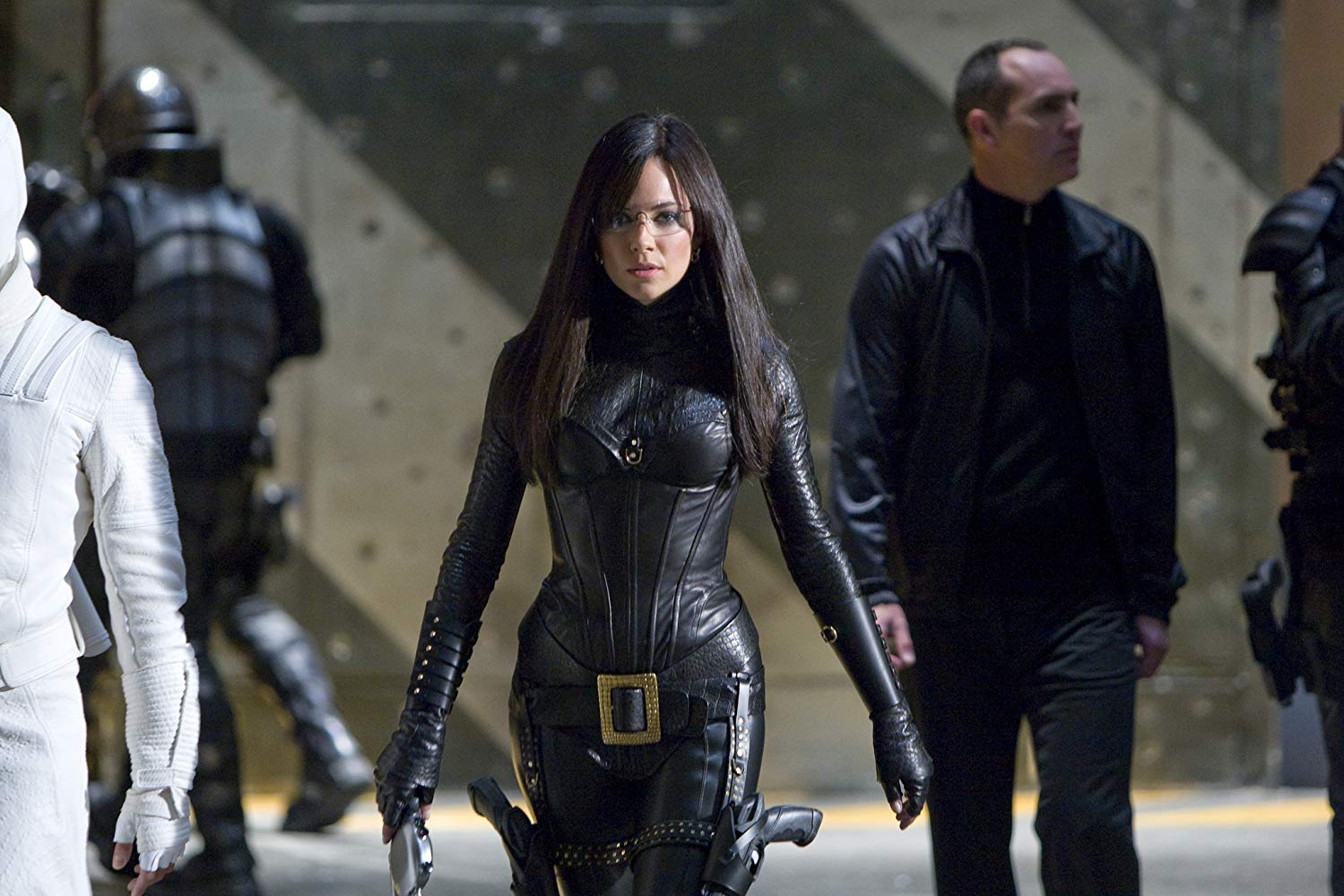 Sienna Miller as Baroness Anastacia de Cobray in G.I. Joe: The Rise of the Cobra (2009)