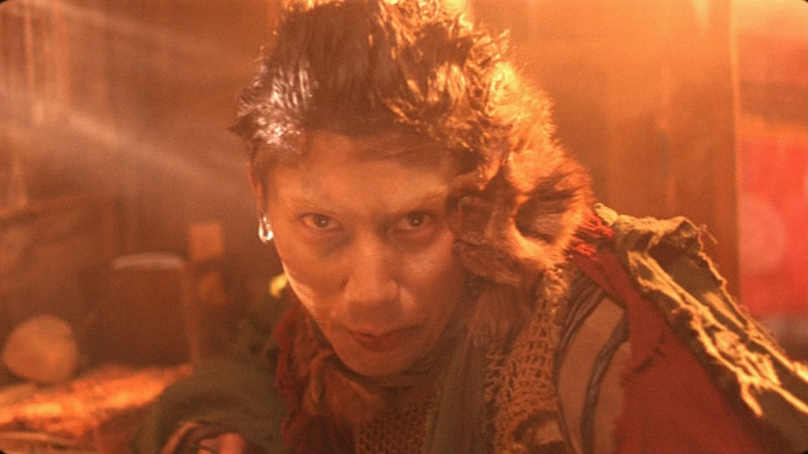 Motoki Masahiro as Sutekichi in Gemini (1999)
