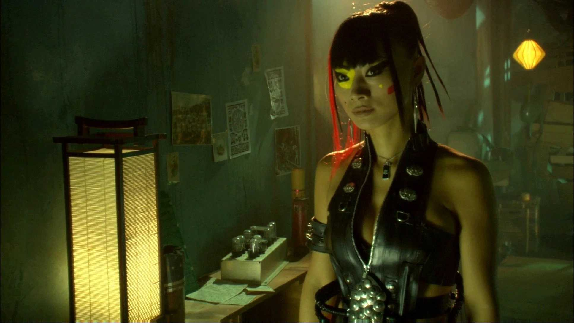 Bai Ling as Michelle in The Gene Generation (2007)