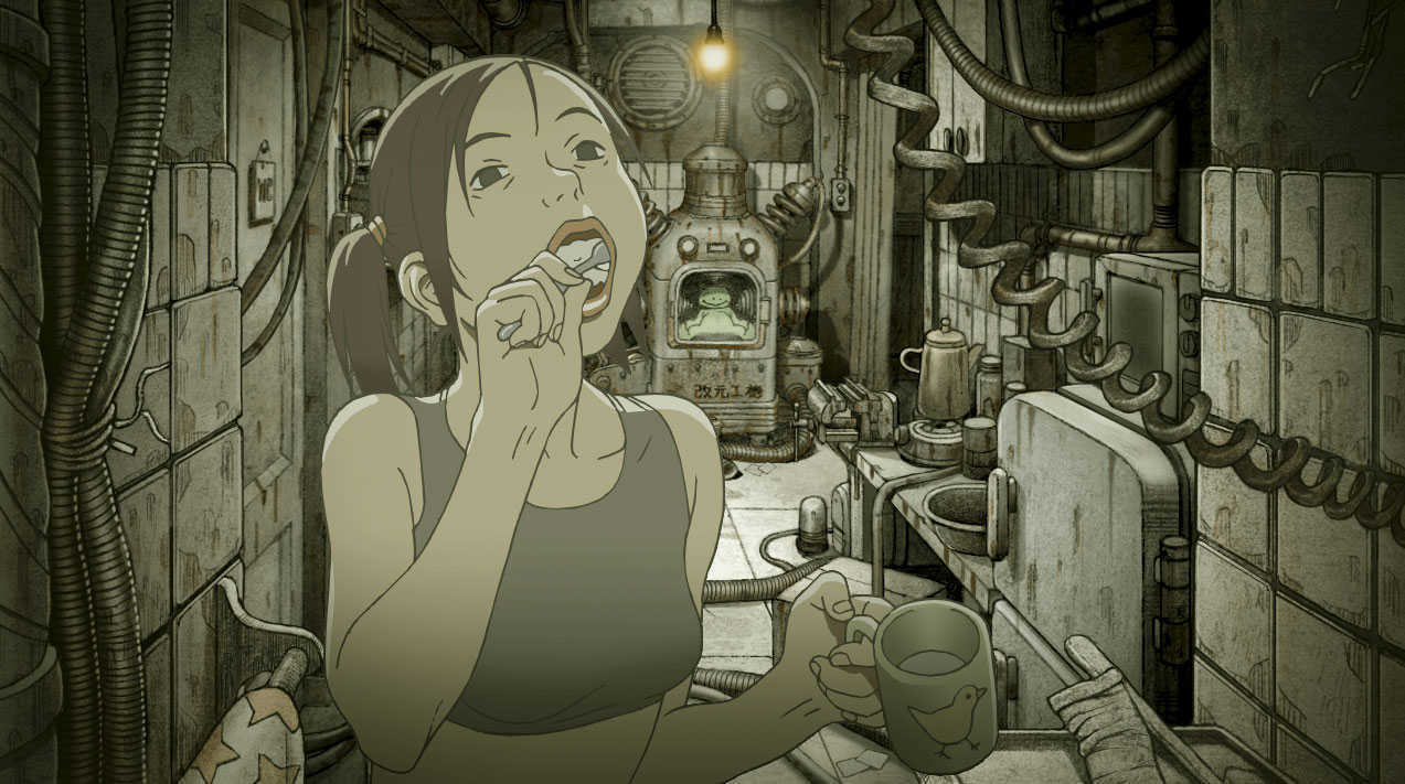 The Tojin Kit episode of Genius Party Beyond (2008)