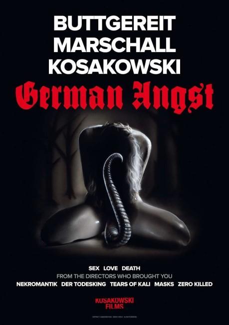 German Angst (2015) poster