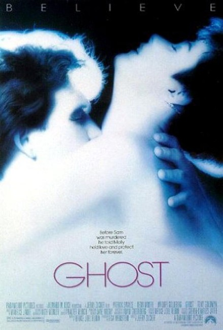 Ghost (1990) poster