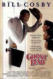 Ghost Dad (1990) poster