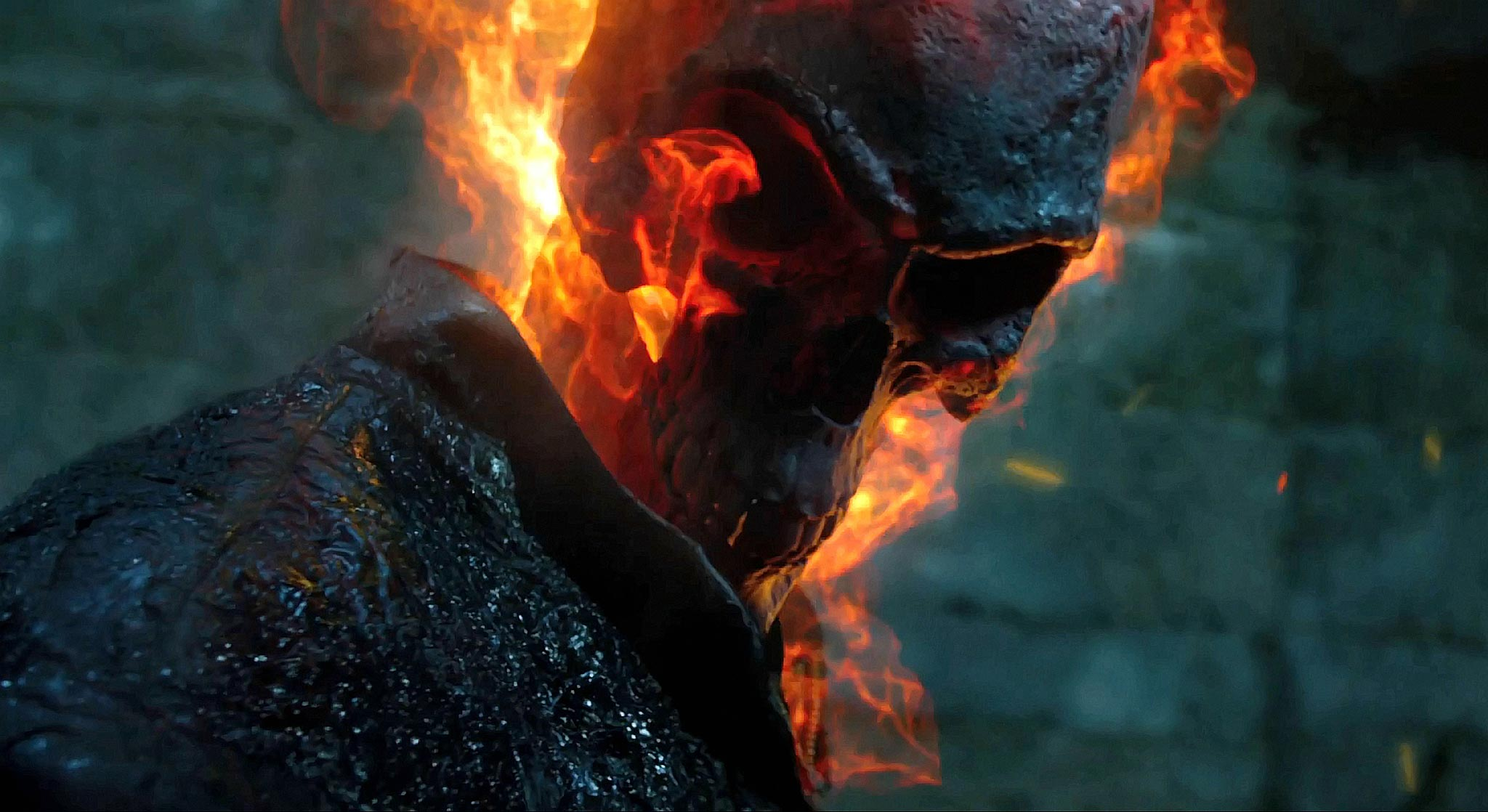 Ghost Rider in Ghost Rider: Spirit of Vengeance (2012)