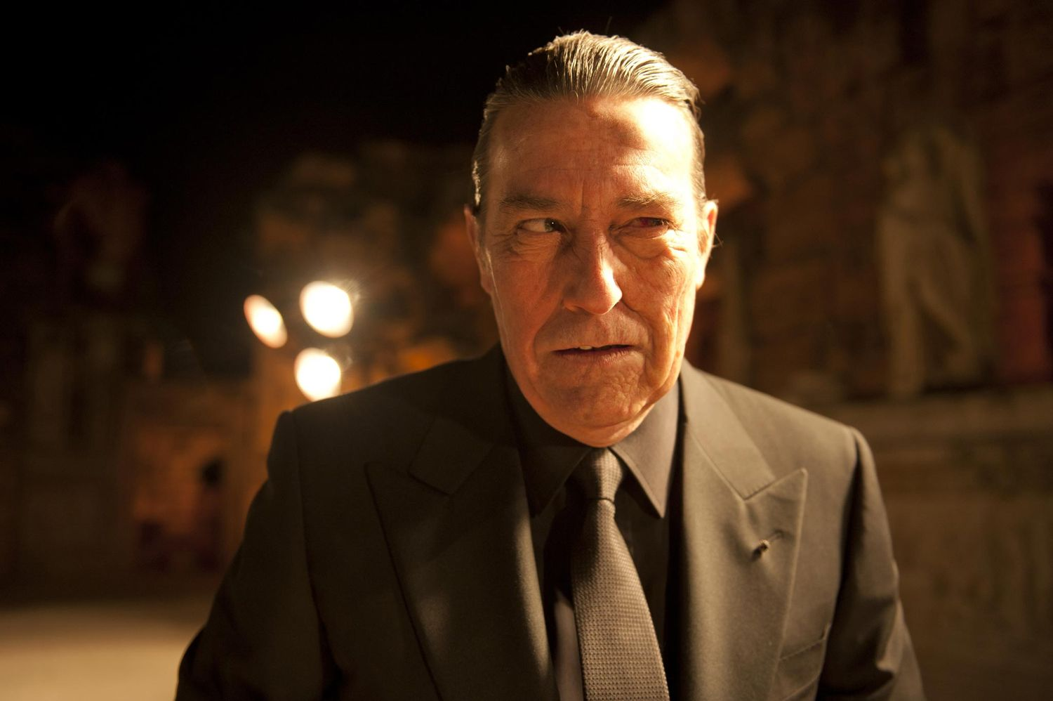 Ciaran Hinds as Roarke in Ghost Rider: Spirit of Vengeance (2012)