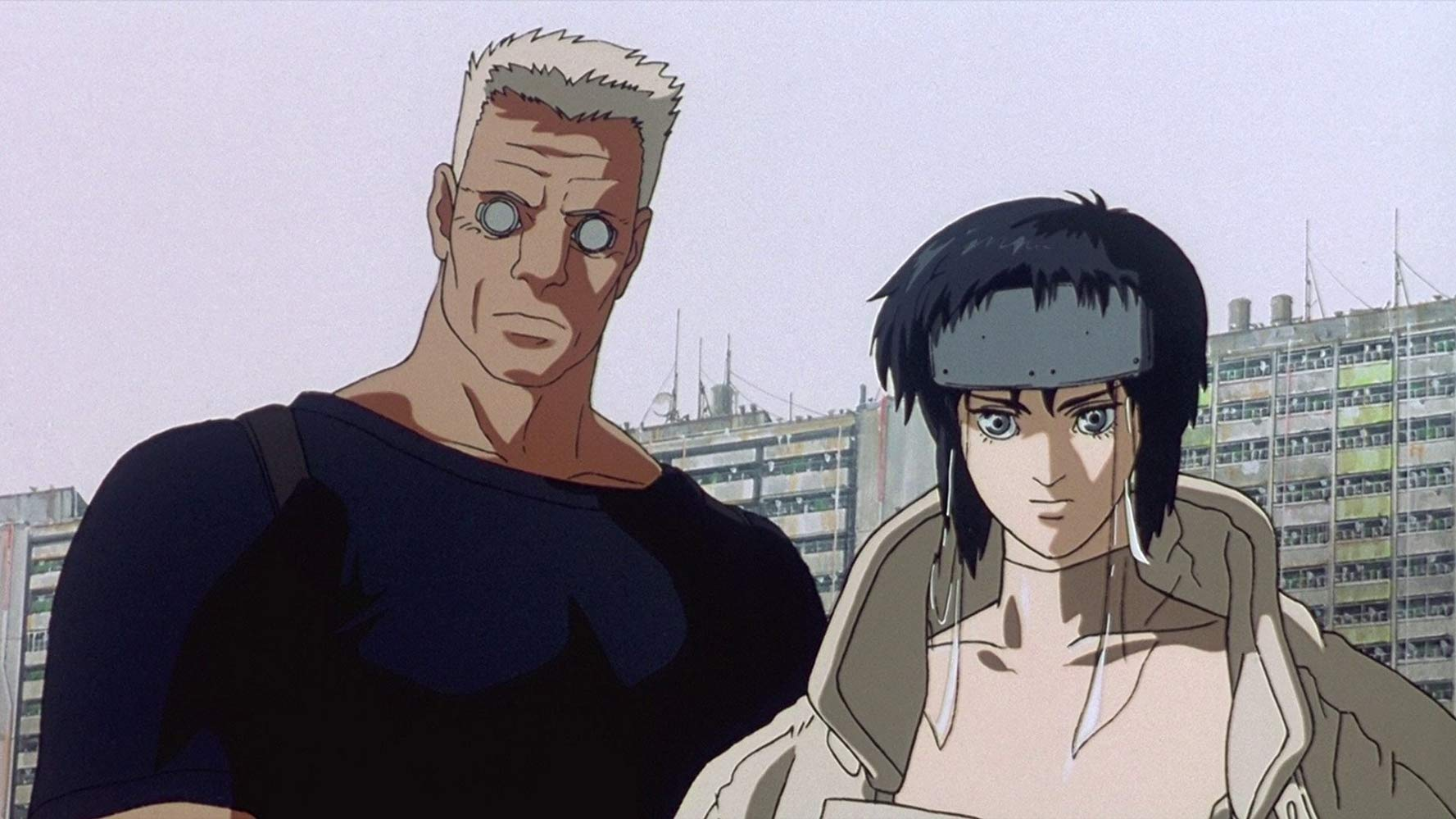 Ghost In The Shell 1995 Moria