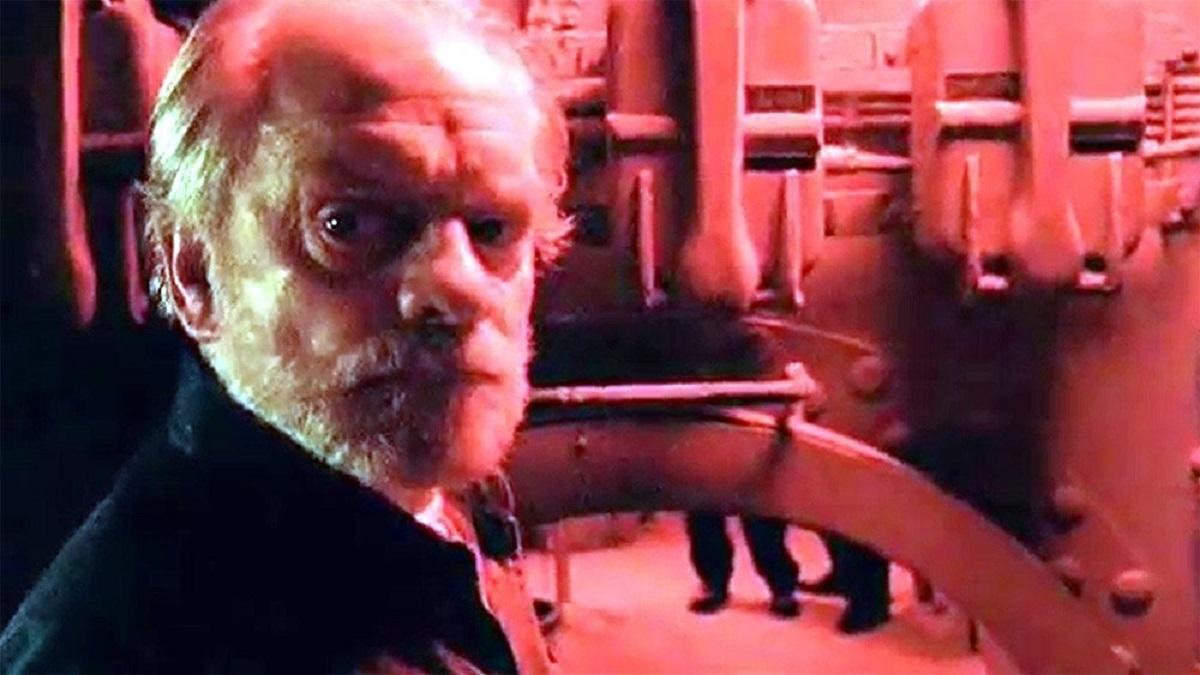 David Jason as Professor Jack Hardy in Ghostboat (2006)