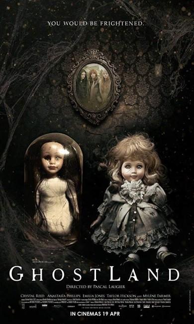 Ghostland (2018) poster