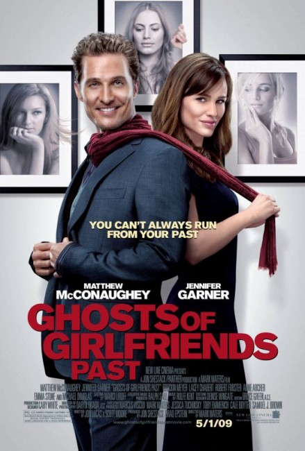 Ghosts of Girlfriends Past (2009) poster