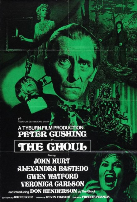 The Ghoul (1975) poster