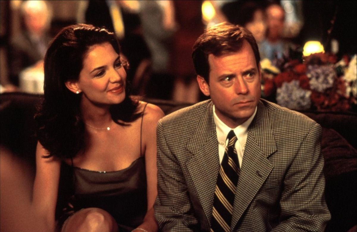 Katie Holmes and Greg Kinnear in The Gift (2000)